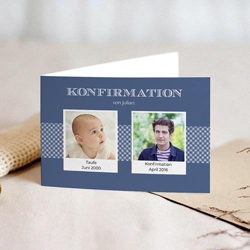 Einladungskarten Konfirmation - Heiliger Geist 45951