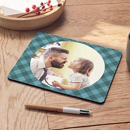 Foto-Mousepad - Papas Büro - 0