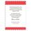 Alle Dankeskarten Hochzeit - Vintage Rot 48092 thumb