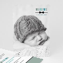 Babykarten für Jungen - Kleiner Liebling - 0