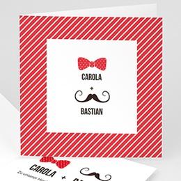 Hochzeitseinladungen modern - Charmant - 0