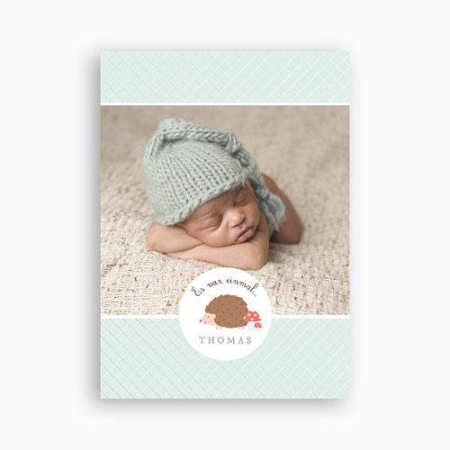 Babykarten für Jungen - Es war einmal... 49185