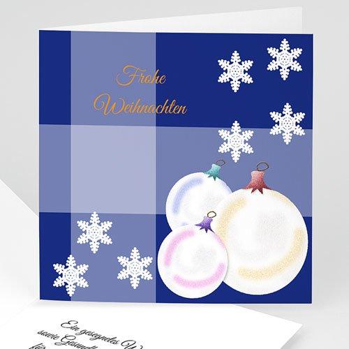 Weihnachtskarten - Weihnachtszauber 4948