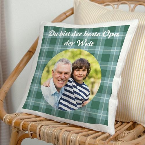 Fotokissen - Für Opa 49689