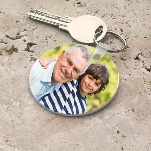 Foto-Schlüsselanhänger - Opa ist der Beste 49695
