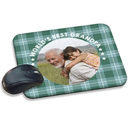 Foto-Mousepad - Danke Opa - 0