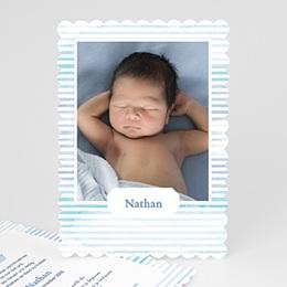 Babykarten für Jungen - Kleiner Matrose - 0