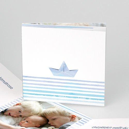 Babykarten für Jungen - Kleiner Matrose 49877