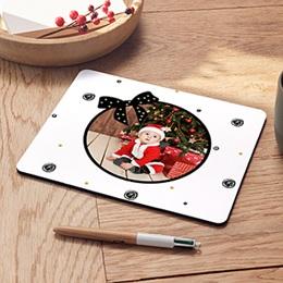 Foto-Mousepad - Just Christmas - 0