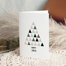 Weihnachtskarten - O Tannenbaum - 0