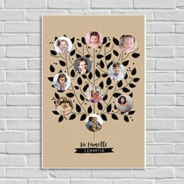 Poster - Family Tree - 0