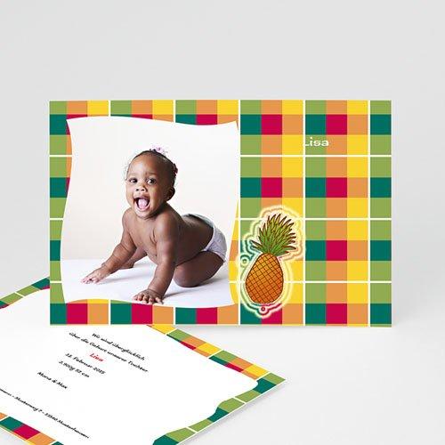 Geburtskarten für Mädchen - Geburtskarte Ony 1 5343