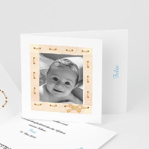 Geburtskarten für Mädchen - Klassiker 5387