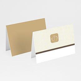 Tischkarten Kommunion - Taufkarte - 1