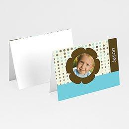 Tischkarten Taufe - Taufkarte Fynn - 1