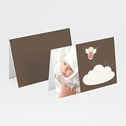 Tischkarten Taufe - Taufkarte Max - 1