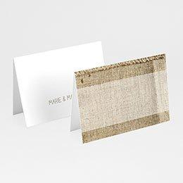 Tischkarten Hochzeit personalisiert - Diashow - 1