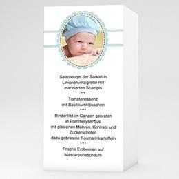 Menükarten Taufe - Taufkarte - 1