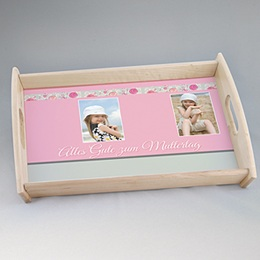 Foto-Tablett  - Für Mama - 1