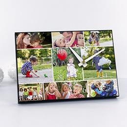 Fotouhr  20 x 14 cm - Miniaturfotos - 1