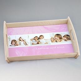 Foto-Tablett  - Babykarte Ariane - 1