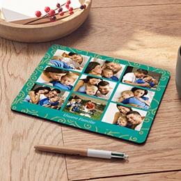 Foto-Mousepad - Edle Arabeske - 1