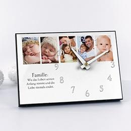 Fotouhr  20 x 14 cm - Mini-Fotoserie - 1