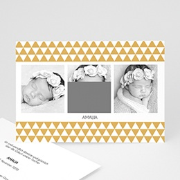 Fotokarten Multi-Fotos 3 & + - Multi-Fotos 3 - Retro - 1