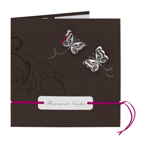 """Hochzeitseinladungen traditionell -  """"Amelie"""" 7487"""