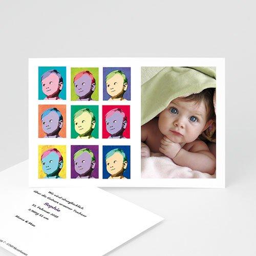 Archivieren - Babykarte Andy 7891