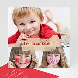 Fotokarten Multi-Fotos 3 & + - Multi-Foto Liebe - 1