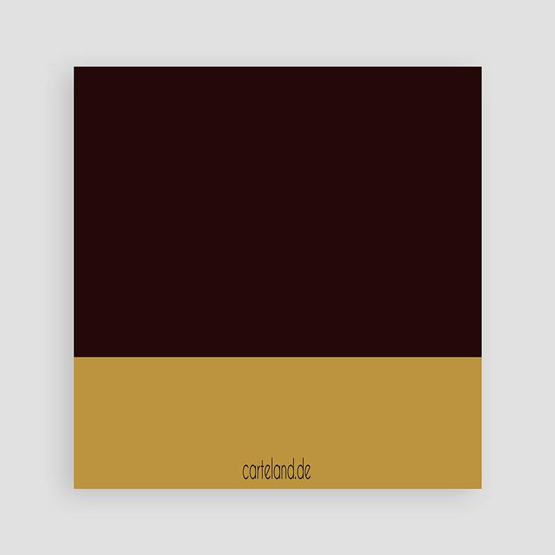 Runde Geburtstage - Gold & Schokolade | Carteland.de