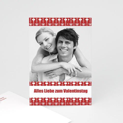 Archivieren - Valentinskarte 8616
