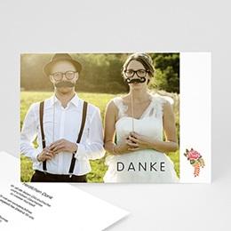 Danksagungskarten Hochzeit  - Hochzeitskarte Kopenhagen - 1