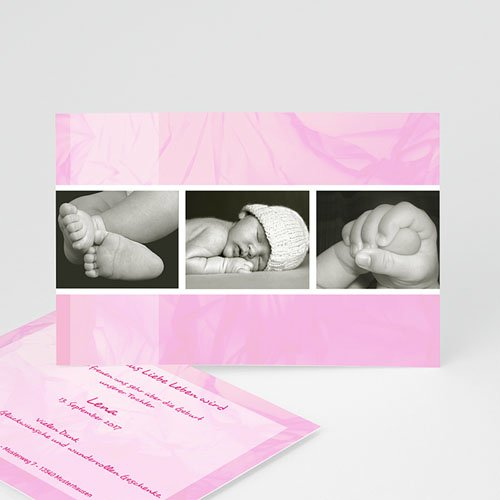 Archivieren - Babykarte Ariane 8851