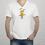Tee-Shirt  - T-Shirt Kinderzeichnung 9252 thumb