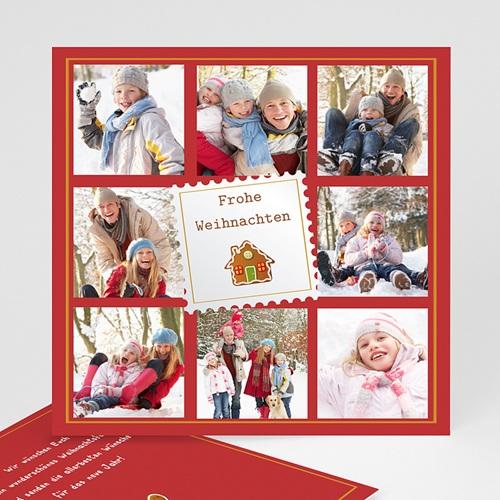Weihnachtskarten - Jahresrückblick 9276