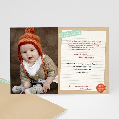 Weihnachtskarten - Weihnachtspost 9350