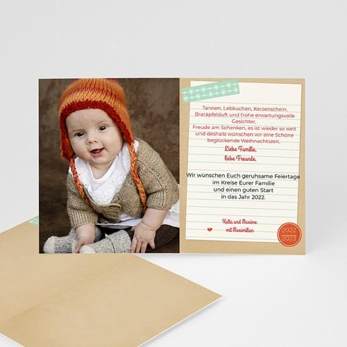 Weihnachtskarten - Weihnachtspost 9354