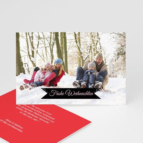 Weihnachtskarten - Weihnachtskarte Winterlich 9392