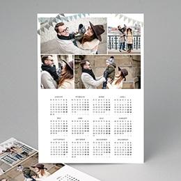 Jahresplaner - Weihnachtskarten Geschenke - 1
