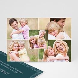 Fotokarten Multi-Fotos 3 & + - Fotokarten Multi-Fotos 5 & + - 1