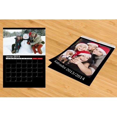 Wandkalender 2017 - Wandkalender A4 9712