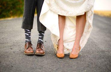 Eine Hochzeit verkünden