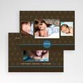 Dankeskarten Geburt Jungen - Bruno 1009 test