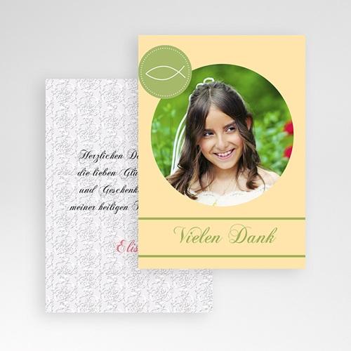 Dankeskarten Kommunion Mädchen - Judith 102 preview