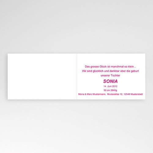 Geburtskarten für Mädchen - Punkte 1101 preview