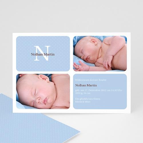 Geburtskarten für Jungen - Elias 1168 test