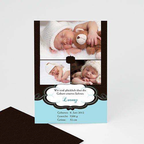 Geburtskarten für Jungen - Manuel 1176 test