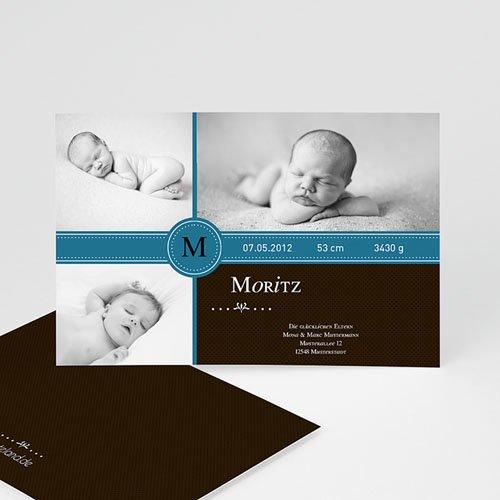 Babykarten für Jungen - Alexander 1220